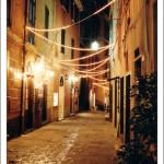 Portovenere, La Spezia, durante le festività natalizie - Portovenere, La Spezia, during Christmas' festivity